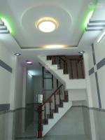 nhà mới 100 2 lầu dtsd 120m2 nằm mặt tiền đường tiện kinh doanh buôn bán