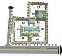 Chính chủ sang lại căn góc 69m2 3PN, Topaz Home, Phan Văn Hớn, Q12 tầng 5, giá 195 tỷ LH: 0902923365