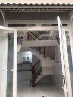 bán nhà hẻm 4 mét thông tiện kinh doanh buôn bán hẻm 440 phường 16 quận gò vấp