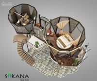 sở hữu bt nhà nón sakana resort giá bằng căn chung cư nhỏ hn lh 0918893788