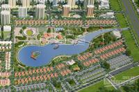 mở bán gđ1 biệt thự song lập thuộc khu đô thị mới đông tăng long đã xây dựng như hình