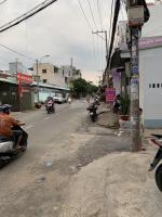 nhà mặt tiền đường số 4 p16 gò vấp thuận tiện kinh doanh gần chợ dt 4x16m