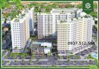 Bán căn hộ ngay tại Phan Văn Hớn Hóc Môn, giá chỉ 521trcăn, liên hệ: 0937512564