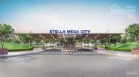 bán đất nền cạnh sân bay cần thơ đại đô thị stella mega city sổ đỏ riêng từng nền