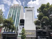 Cho thuê tòa nhà MT đườn Bạch Đằng P2 Quận Tân Bình DT 525m Hầm lửng 5 lầu Giá 120 triệuth LH: 0973312605