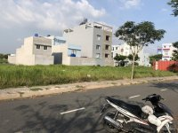 Bán nhanh 2 lô liền kề ngay đường số 8 khu dân cư Idico, p4, Tp Tân An chỉ 800tr100m2 SHR LH: 0901389192
