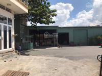 Cho thuê kho - bãi, nhà xưởng, văn phòng rộng 3000m2 mặt tiền Quốc Lộ 1A gần ngã 4 An Sương LH: 0901130437