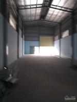 cho thuê kho xưởng giá rẻ ở khu vực bình chánh 400m2 xe container ra vào được 3 pha thoáng mát