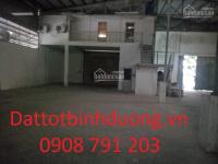 Cho thuê nhà xưởng phường Thuận Giao Bình Dương Diện tích 600m2 giá 27 triệutháng LH: 0908791203