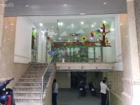 cho thuê mặt bằng tầng 1 làm siêu thị cửa hàng trưng bày mb kinh doanh mặt phố hoàng ngân