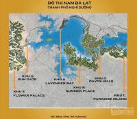 Cần Tiền Bán Gấp Đất Đức Trọng Ngay Cổng Dự án Nam Đà Lạtdt:10x45m2LH:0868999279