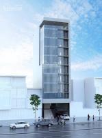 Cho thuê toà nhà 8 tầng, 2 mặt tiền đường võ văn kiệt ngang trên 9m LH: 0939477342