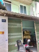 Bán nhà hẽm 1 đường Tô Ký-Hóc Môn, sổ riêng, giá 1,3 tỷ thương lượng, LH 0355098533