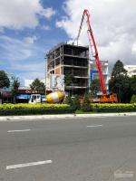 Cho thuê toà nhà building 8 lầu, mặt tiền đường Võ Văn Kiệt, cách ngã 4 Mậu Thân khoảng 100m LH: 0939179322