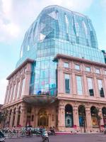 Cho thuê sàn thương mại tại tòa nhà kim cương Doji Tower - Lê Duẩn LH: 0986438612