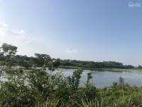 Bán gấp 1800m2 đất mặt hồ Hoà Phúc, Quốc Oai, HN, giá 1,7triệum2 LH: 0906299161