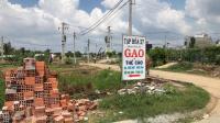 bán đất lô góc 2 mặt tiền dự án samsung village bưng ông thoàn phú hữu quận 9