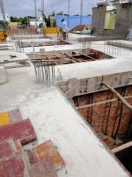tiến độ nhà tầng dự án bảo ngọc garden đang dần hoàn thiện xây 1 trệt 3 lầu