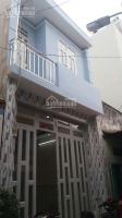 nhà chính chủ hẻm 5m mã lò diện tích 4x17m 1 trệt 1 lầu nhà mới