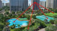 duy nhất căn hộ 1pn đầu tư tốt nhất dự án view bể bơi vinpearlland lh mr tùng 0972234591