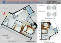 căn hộ 60m2 tầng 2011 860tr dự án bộ tư lệnh thủ đô ct1 yên nghĩa hà đông 0973675141