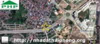 Cho thuê lô đất mặt đường World Bank Vĩnh Niệm, Quận Lê Chân, TP Hải Phòng LH: 0906063489