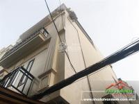 Cho thuê nhà 4 tầng , ngõ 50 chợ hàng: 8 trth LH: 0704197668