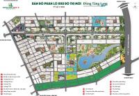 duy nhất 1 nền biệt thự 400m2 giá chỉ 24trm2 tại khu đô thị đông tăng long q9 đã có sổ riêng