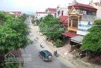 bán đất mặt đường thị trấn thanh sơn huyện sơn động bắc giang