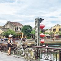 bán nhà 350m2 đường nguyễn phúc chu đối diện cầu an hội nhìn qua chùa cầu khu vực vip