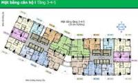 chính chủ cần bán 2 căn hộ liền nhau tầng 17 chung cư quang minh tòa 18 tầng dt 64m2