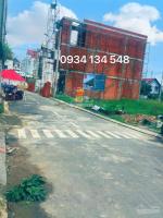 Bán đất đường số 9 Trường Thọ Thủ Đức 48trm2 đã có sổ xây dựng tự do -0934134548