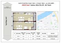 bán nhà gấp nhà riêng xây mới dt 335m2 x 45 tầng phường ngọc thụy giá 255 tỷ