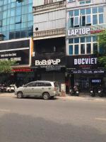 Cho thuê nhà mặt phố Lê Thanh Nghị, DT 78m2 x 4t, MT 47m, giá 65trth LH e Hiếu 0974739378