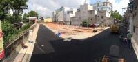 bán đất 4x16m đường 7m giá 4 tỷ mặt tiền nội bộ ngay tân hương gần chợ tân hương