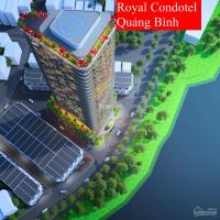 dự án royal landmark shophouse đồng hới quảng bình mở bán giai đoạn 1 mặt tiền đường hương giang