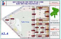bán đất nền liền kề biệt thự thanh hà cienco 5 h trợ mua trả góp 0985360690