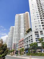 dãy chung cư nhỏ mới xây ngay trung tâm quận 2 tiện di chuyển vào trung tâm thành phố