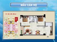 bán căn hộ sơn kỳ 1 70m2 2pn 2wc sổ hồng 2 tỷ lh 0919402958