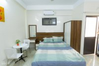 chung cư mini đủ đồ cho thuê 1pn cho nhật hàn thuê giá tốt ở dương đình nghệ gần keangnam