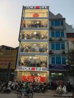 Cho thuê nhà 5 tầng ,Mặt tiền 8m thông sàn đường Tô Hiệu, Lê Chân, Hải Phòng LH: 0965157783