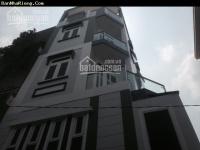 Bán nhà MT Nguyễn Gia Trí DT 20x30M 4 tầng GPXD 8 lầu chỉ 130 tỷ LH: 0906681806