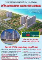 Chỉ 900 triệu sở hữu ngay căn hộ nghỉ dưỡng đẳng cấp thế giới Dự án Furama Ariyana Đà Nẵng LH: 0932799366