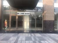 0919008102 home city trung kính cho thuê sàn tầng 01 nhà hàng văn phòng dt 50m2 100m2 260m2