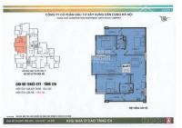 chính chủ bán gấp căn hộ tòa ct2 dự án e4 vũ phạm hàm diện tích 120m2 thông thủy lh 0978333164