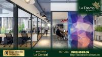 bán shop thương mại và office ngay khu vực trung tâm quận tân bình giá 18 tỷ căn góc