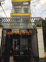 bán nhà phố 1 trệt 2 lầu 1st dt 87m2 đường lò lu trung tâm quận 9 giá tốt 4 tỷ 9 lh 0909980787