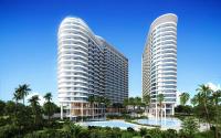 bán chung cư condotel furama tầng 22 view biển full nội thất