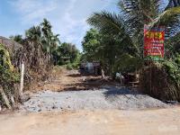 bán đất mặt tiền đường hưng định 10 nhựa 5m thông đất dân có sổ