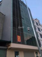 nhà riêng 8 tầng 1 hầm 110m2 tại lê đức thọ mỹ đình cho thuê 80 triệutháng lh 0979688683